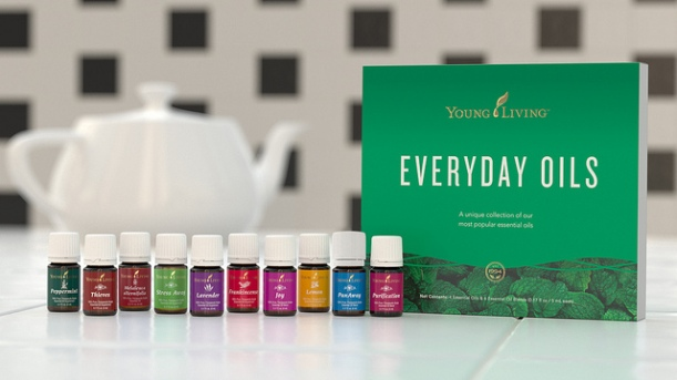 The Half-Crunchy Mama - Young Living Distributor #1876381