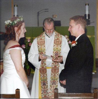 October 15, 2005 - St. John the Evangelist, White Plains, NY