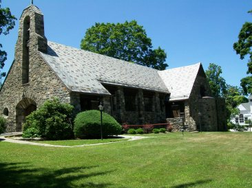 The old stone church - St. Patrick's Parish, Yorktown Heights, NY